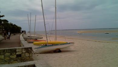 wind report FR, Arcachon - Les Arbousiers (33) du 2011-06-02 12:00:00