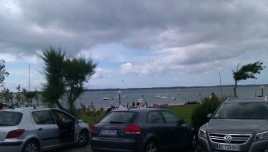 Wind report FR, Arcachon - Les Arbousiers (33) du 2011-06-07 14:00:00