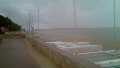 Wind report FR, Arcachon - Les Arbousiers (33) du 2011-06-10 15:00:00