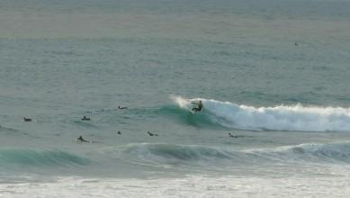 surf report FR, Anglet La Madrague (64)
