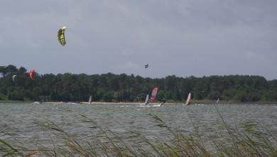 Wind report FR, Les Aigrettes (40) du 2011-06-18 12:00:00