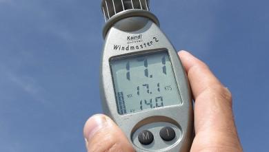 Wind report FR, Biscarrosse Plage (40) du 2011-06-24 17:00:00