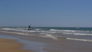 Wind report FR, Le Porge (33) du 2011-06-25 16:00:00