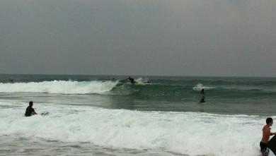wave report FR, Le Grand Crohot (33) du 2011-06-27 13:00:00