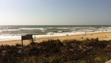 Wind report FR, Lacanau Océan - La Nord (33) du 2011-07-13 19:00:00