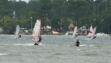Wind report FR, Les Aigrettes (40) du 2011-07-17 15:00:00