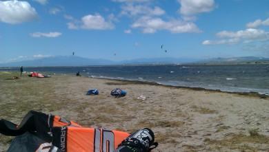 Wind report FR, Le Barcarès - Ile des Pêcheurs (66) du 2011-07-20 12:00:00