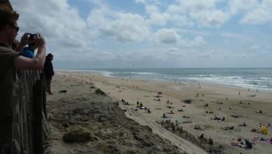 Wind report FR, Hourtin Océan - La Centrale (33) du 2011-07-23 16:00:00