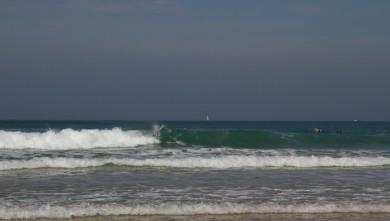 Surf report FR, Sainte Barbe (56) du 2011-07-29 15:00:00