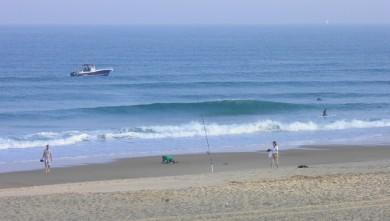 Surf report FR, Vieux Boucau (40) du 2011-07-31 09:00:00