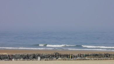 Surf report FR, Vieux Boucau (40) du 2011-07-30 10:00:00