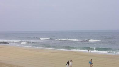 Surf report FR, Vieux Boucau (40) du 2011-08-02 12:00:00