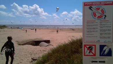Wind report FR, La Palmyre - Bonne-Anse (17) du 2011-08-03 18:00:00