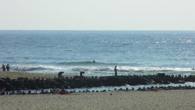 Surf report FR, Vieux Boucau (40) du 2011-08-03 17:00:00