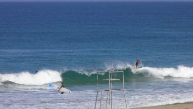 Surf report FR, Vieux Boucau (40) du 2011-08-04 11:00:00