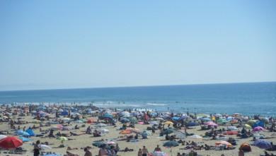 Surf report FR, Vieux Boucau (40) du 2011-08-04 16:00:00