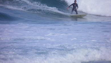 Surf report FR, Vieux Boucau (40) du 2011-08-07 11:00:00