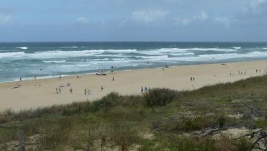 Wind report FR, Contis Plage (40) du 2011-08-08 11:00:00
