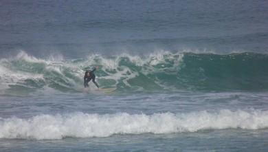 Surf report FR, Vieux Boucau (40) du 2011-08-13 11:00:00