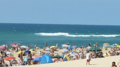 Wind report FR, Mimizan - Plage Garluche (40) du 2011-08-16 12:00:00