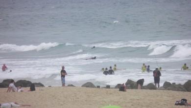 Surf report FR, Vieux Boucau (40) du 2011-08-17 17:00:00