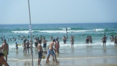 Surf report FR, Vieux Boucau (40) du 2011-08-20 15:00:00