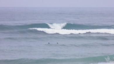 Surf report FR, Vieux Boucau (40) du 2011-08-22 09:00:00
