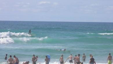Surf report FR, Vieux Boucau (40) du 2011-08-23 15:00:00