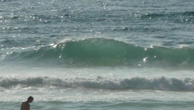 Surf report FR, Mimizan - Plage Garluche (40) du 2011-08-23 18:00:00