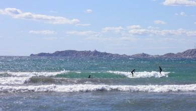 Surf report FR, Le Prado (13) du 2011-08-27 16:00:00