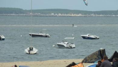 Wind report FR, Arcachon - Les Arbousiers (33) du 2011-09-04 16:00:00