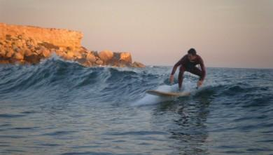 Surf report FR, La Couronne (13) du 2011-09-07 18:00:00