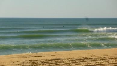 wave report FR, Cap-Ferret - Plage de L'Horizon (33) du 2011-09-09 17:00:00