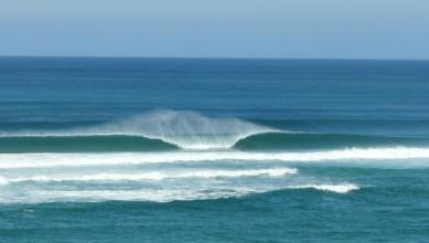 Surf report FR, Biscarrosse Plage (40) du 2011-09-09 13:00:00