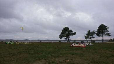 wind report FR, Lacanau Lac (33) du 2011-09-11 16:00:00
