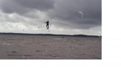 wind report FR, Lacanau Lac (33) du 2011-09-11 17:00:00