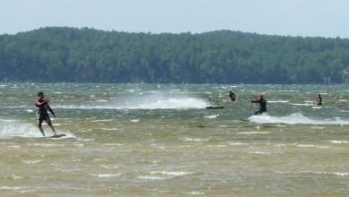 wind report FR, Hourtin port (33) du 2011-09-18 15:00:00