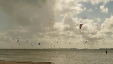 wind report FR, Hourtin port (33) du 2011-09-18 16:00:00