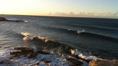 Surf report FR, L'Arquet (13) du 2011-09-19 18:00:00