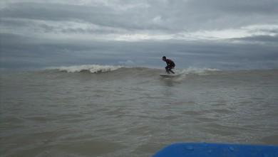 Surf report FR, Mers-les-Bains (80) du 2011-09-18 11:00:00