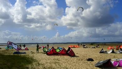 wind report FR, Hourtin - Lachanau (33) du 2011-09-17 13:00:00