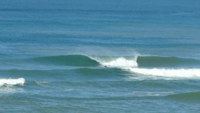 Surf report FR, Cap de l'Homy (40) du 2011-09-20 13:00:00