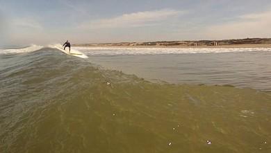 wave report FR, Montalivet (33) du 2011-09-25 10:00:00