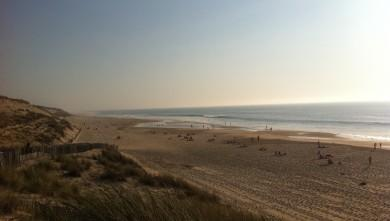 Surf report FR, Carcans Océan (33) du 2011-09-28 18:00:00