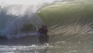 Surf report FR, Lacanau Océan - La Nord (33) du 2011-09-15 18:00:00