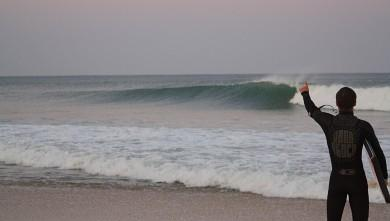 Surf report FR, Lacanau Océan - La Nord (33) du 2011-10-01 08:00:00