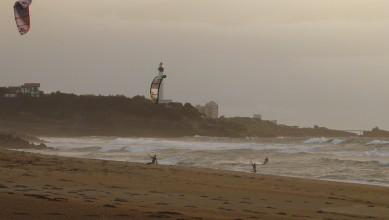 wind report FR, Anglet La Madrague (64)