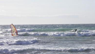 Surf report FR, Le Prado (13) du 2011-10-08 16:00:00