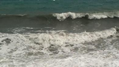 Surf report FR, Antibes - Fort Carré  (06) du 2011-10-14 12:00:00