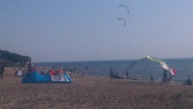Wind report FR, Andernos - Le Betey (33) du 2011-10-23 13:00:00